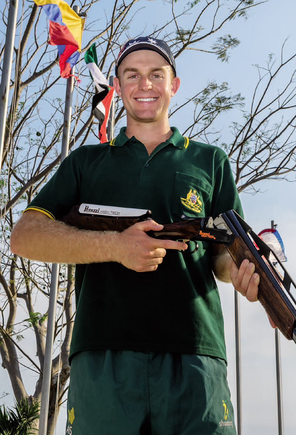 James Willett ISSF News