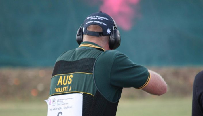 James Willett Olympic Trap Shooter